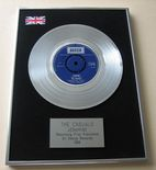 CASUALS - JESAMINE Platinum Single Presentation Disc